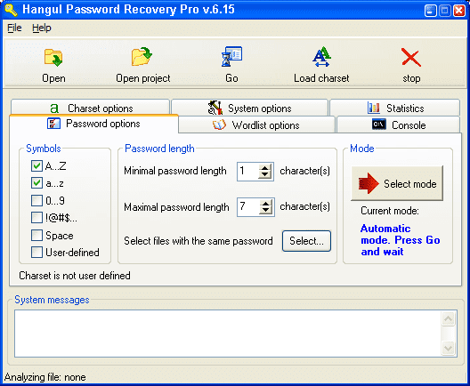 Advanced archive password recovery - скачать бесплатно advanced.