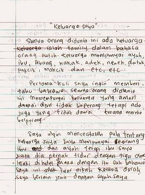 AbOuT VeXcCa CrUeW~: CONTOH KARANGAN KELUARGA BAHAGIA TERBAEX MALAYSIA