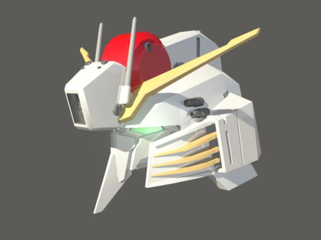 Head S Gundam