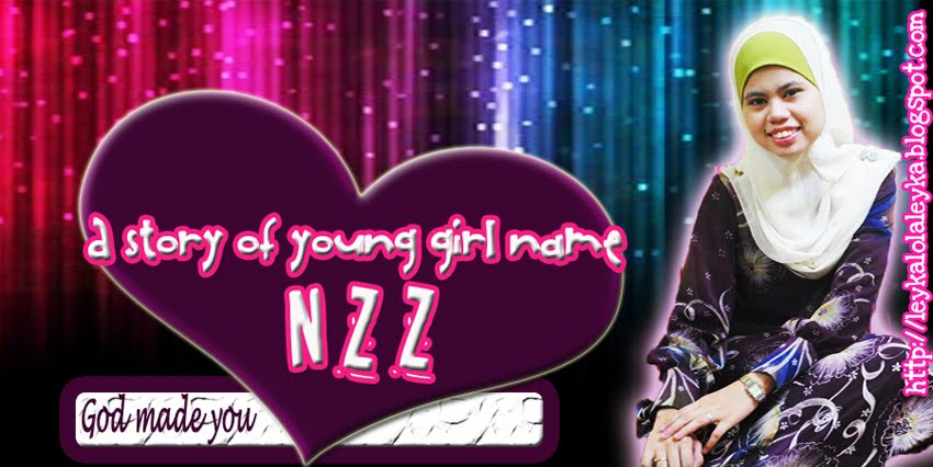 a story of young girl named NZZ