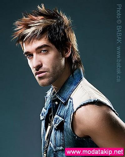 Yeni Model Erkek Saç Şekilleri Ve Modelleri 2010 Saç Erkek Saç ...