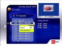 Big TV Channels