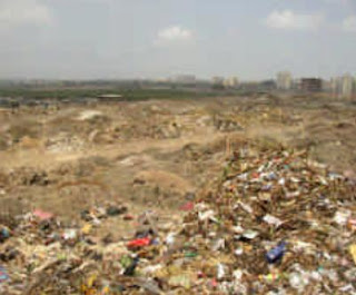 Deonar Garbage Dump