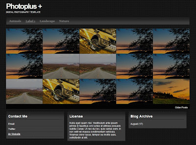 Photoplus + Template