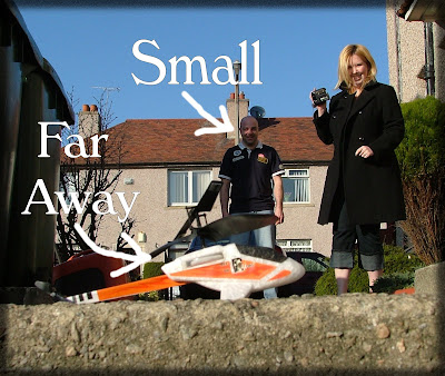 Small vs Far Away