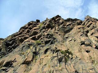 A Steep Climb