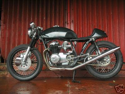 cb750 cafe racer. 8) 70#39;s Honda CB750 Cafe Racer