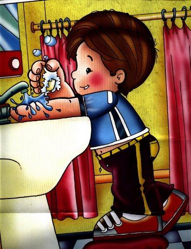 Baño Cancion Infantil:Imagenes Para Ninos De Preescolar