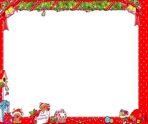 Papel de carta con motivos navide os infantil y para ni os - Motivos navidenos dibujos ...