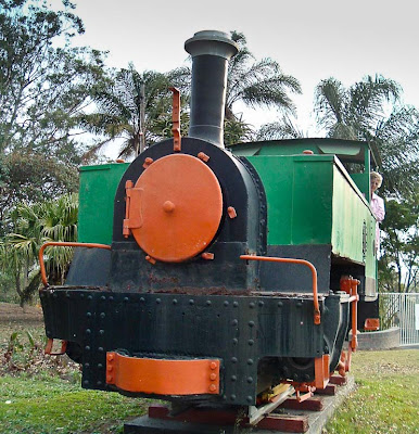 Old Steam Locomotives In South Africa Gledhow Sugar Mill
