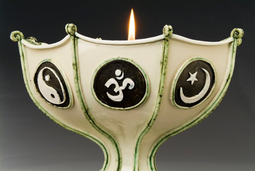 The exhibition will feature art from many of the world 39s religions as well