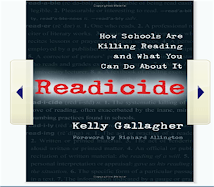Readicide, Kelly Gallagher