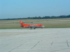 Dad's plane