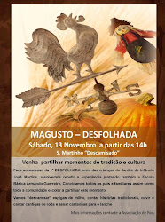 Magusto, 13/11/10 às 14h