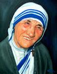"""""""La mas terrible pobreza es la soledad y el sentimiento de no ser amado"""" Teresa de Calcuta"""