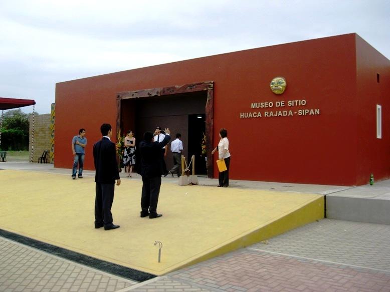 Museo Huaca Rajada - Fuente: Chiclayo Actual
