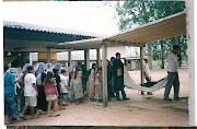 FEIRA CIÊNCIAS BIENAL - 2004                     TEMA: cinco regiões do Brasil