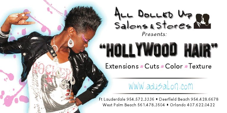 Orlando Black Hair Salon! Visit Top Black Hair Salons in Orlando area! All Dolled Up Salons