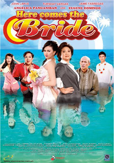 Angelica Panganiban, Eugene Domingo, here comes the bride, octoarts, Star Cinema, tuesday vargas
