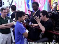 Pacquiao vs Clottey, Pacquiao vs Clottey News, Pacquiao vs Clottey Online Live Streaming, Pacquiao vs Clottey Updates, Road to Dallas Pacquiao vs Clottey by HBO