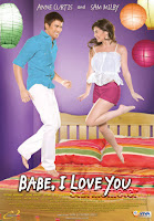 Anne Curtis, Babe I Love You, Sam Milby, Star Cinema