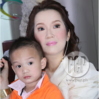 baby james, Baby James Endorses Villar, kris aquino, manny villar, noynoy aquino