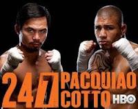 Pacquiao vs Cotto 24/7