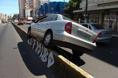 estacionamento proibido