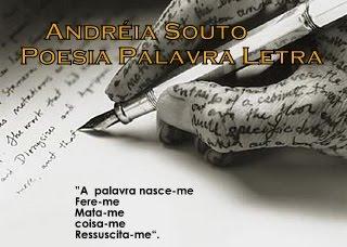 Poesia Palavra Letra