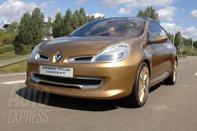 Renault Clio Grand Tour