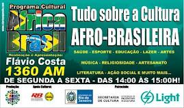 CULTURA AFRO-BRASILEIRA NA RÁDIO BAND