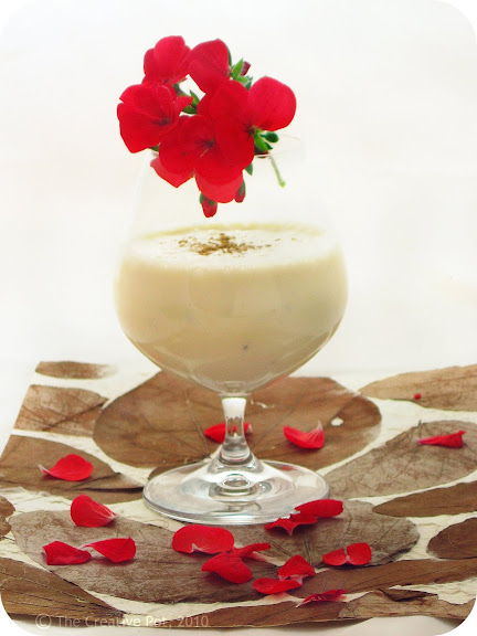 The Creative Pot: Coquito