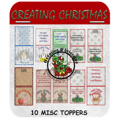 http://craftymumzcreations.blogspot.com/2009/12/creating-christmas-freebie-25.html