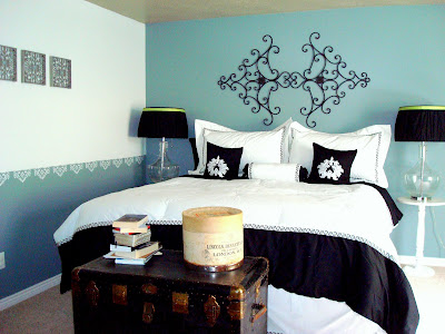 Chic Bedroom Ideas on Brighton Beach  Energic Chic Bedroom Designs