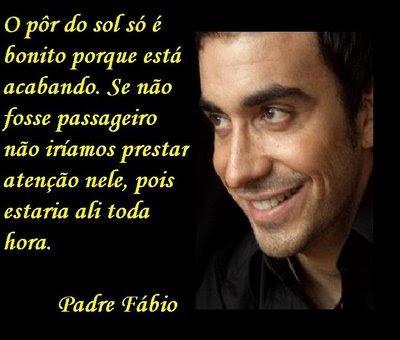 Padre Fábio de Melo- linda mensagem (amor) - YouTube