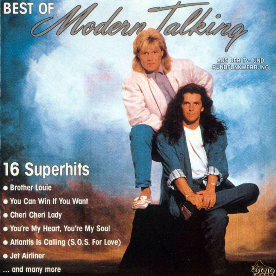 rock metal 2 modern talking best of modern talking 1988. Black Bedroom Furniture Sets. Home Design Ideas