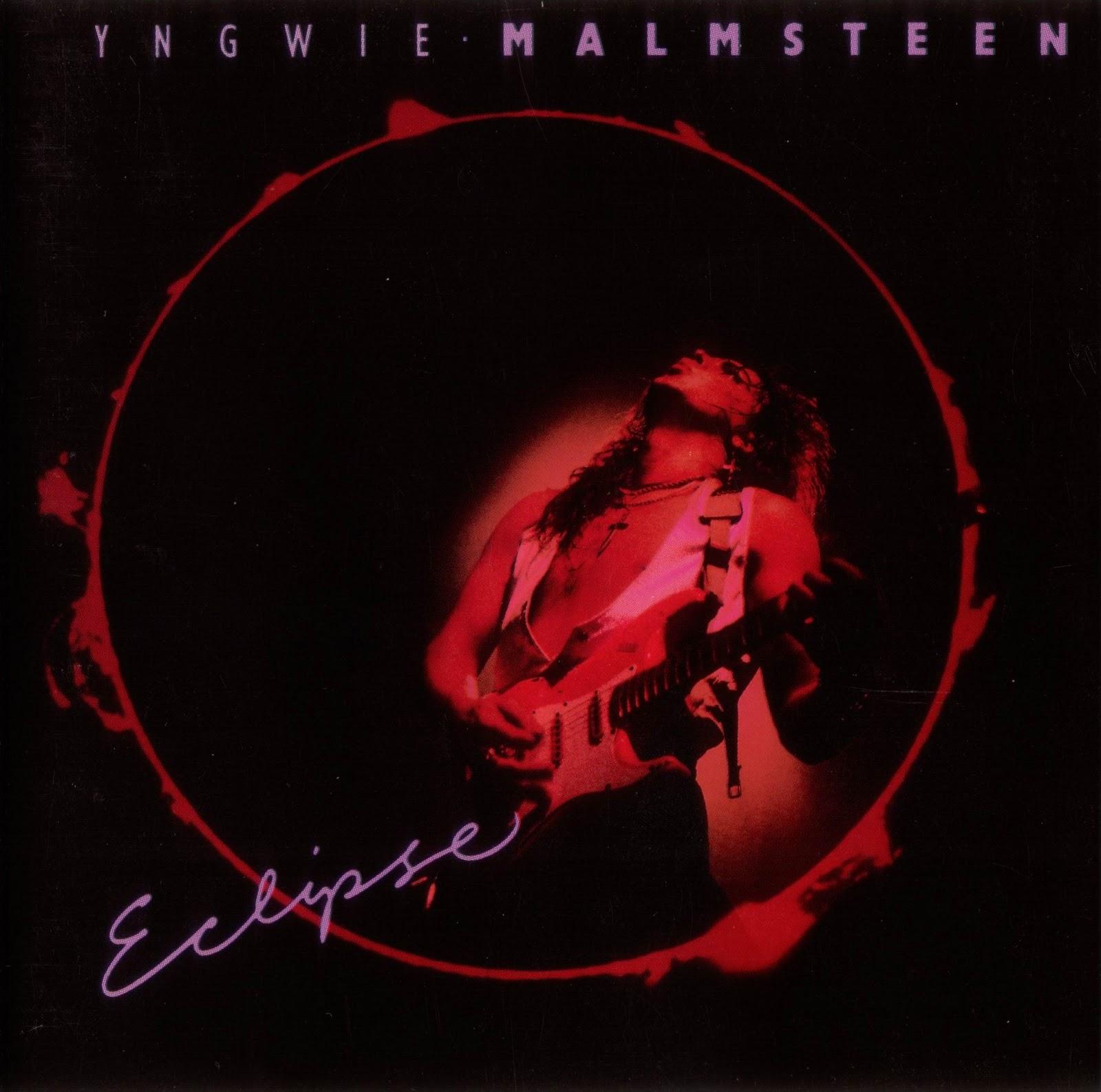 Rock Amp Metal 2 Yngwie Malmsteen Eclipse 1990