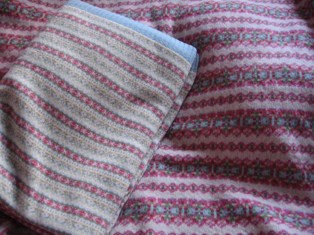 Fair Isle Crochet Afghan Pattern