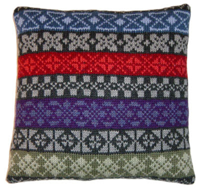 Suzy's Vintage Attic: MY LOVE OF FAIR ISLE