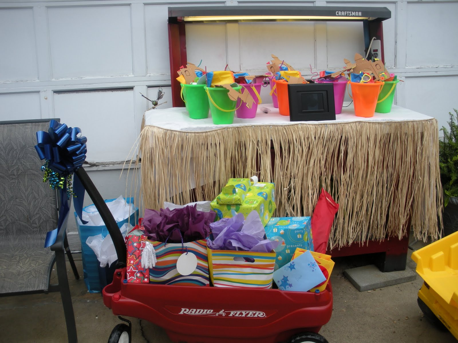 Dreams N Wishes Beach Theme Party