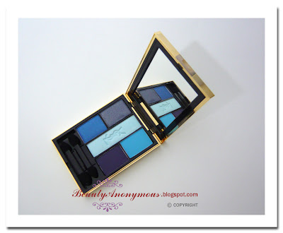 YSL Ombres 5 Lumières