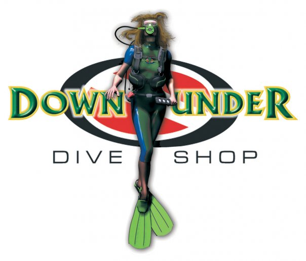 Down Under Dive Shop