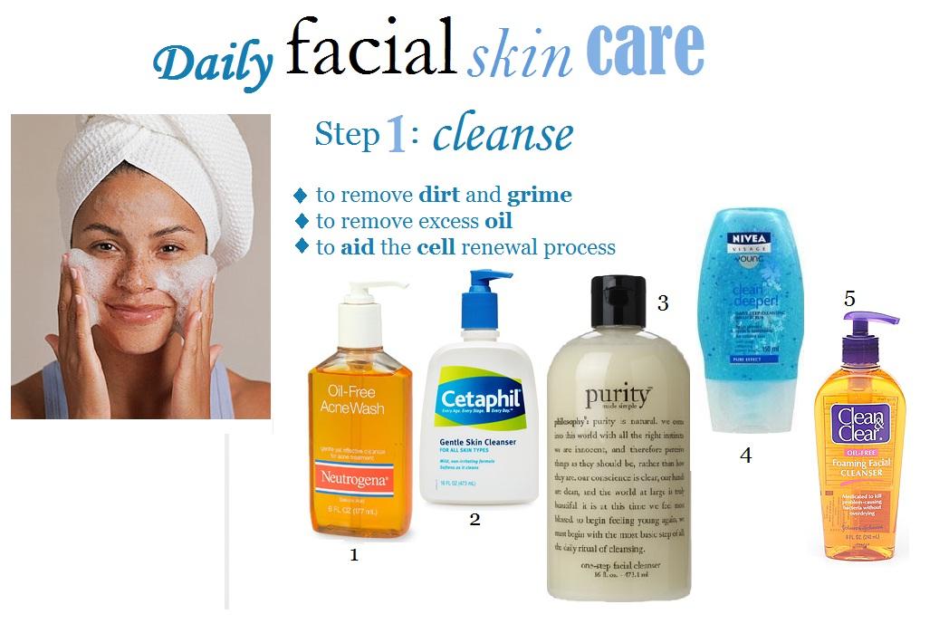 Sweet Sugar: Beauty: Daily Facial Skin Care