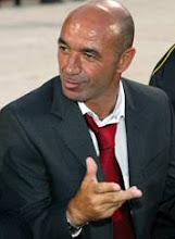 O treinador