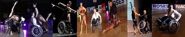 Asociación de Baile deportivo y competición en silla de ruedas