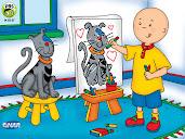 #7 Caillou Wallpaper
