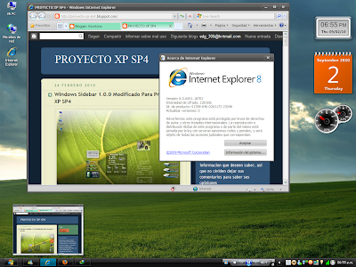 Windows XP SP4 [Español + ISO] 1 link