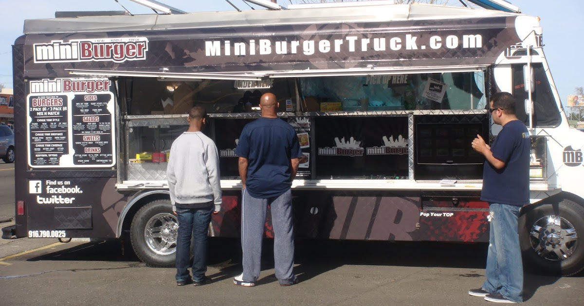Just The 2 Of Us Sacramento S First Food Truck