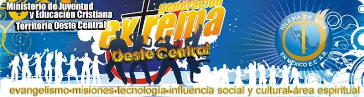 GENERACION EXTREMA TERRITORIO OESTE CENTRAL