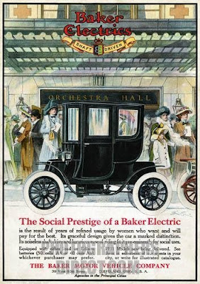 Baker Electric Ad